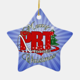 PBT CHRISTMAS PHLEBOTOMIST LABORATORY CHRISTMAS ORNAMENT