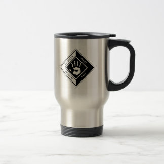PCRF Logo Travel Mug