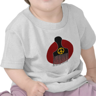 Peace and Nappyness T Shirt