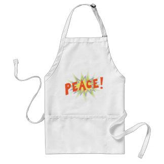 Peace Bang Standard Apron
