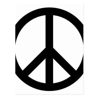 Peace! Basic Postcard