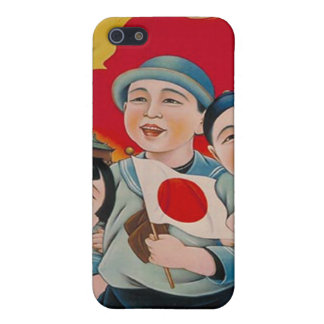 Peace be with Japan iPhone 5 Case