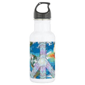 Peace - Coexist 532 Ml Water Bottle