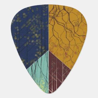 Peace Forest Guitar Picks
