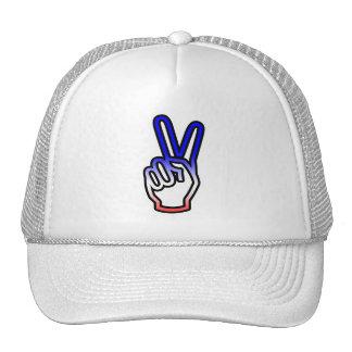 Peace Hand Cap