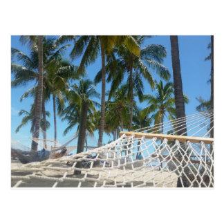 Peace in Paradise Postcard