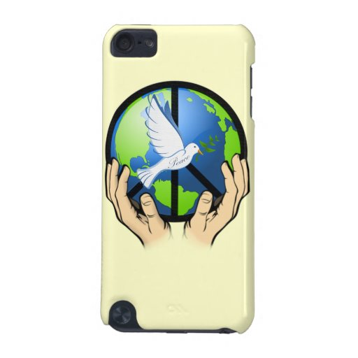 Peace Is In Our Hands iPod Touch 5G Case