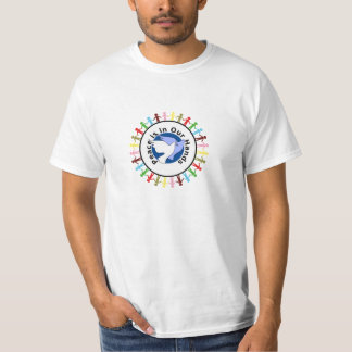 Peace Is In Our Hands T-Shirt! T-Shirt