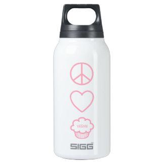 Peace, Love and Vegan Cupcakes Liberty Bottle