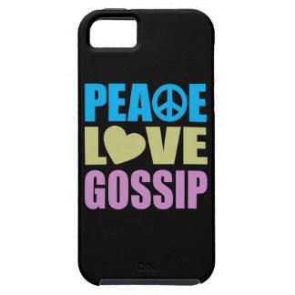 Peace Love Gossip iPhone 5 Case