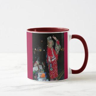 Peace & Love Ho Ho Ho Mug
