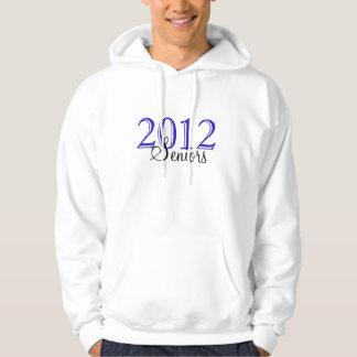 Peace, Love & Lehman 2012 Hoodie