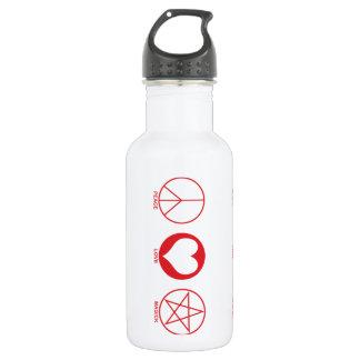 Peace Love Magick 532 Ml Water Bottle