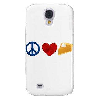 Peace, Love, Pumpkin Pie HTC Vivid / Raider 4G Cover