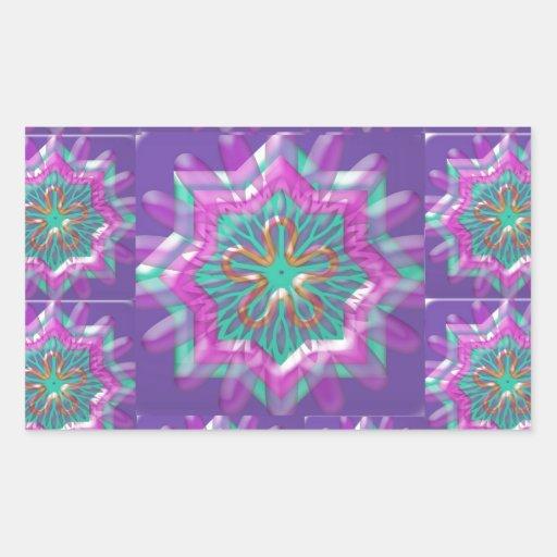 Peace n Joy: Holy Purple Star Constellation Stickers
