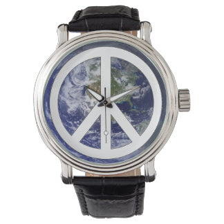 Peace on Earth watch