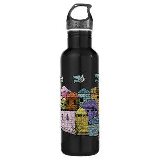 Peace over Jerusalem 710 Ml Water Bottle