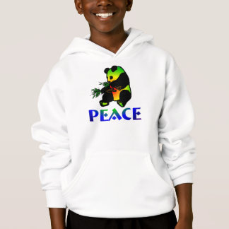Peace Panda Bear