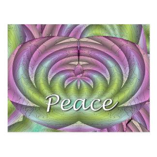 Peace Postcard