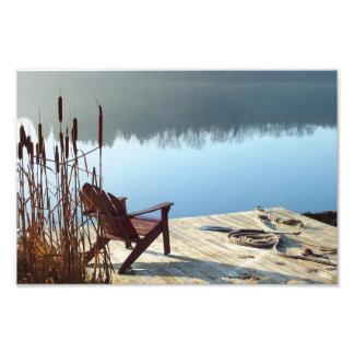 Peaceful Morning Photo Art