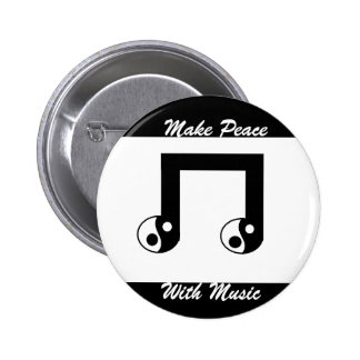 Peaceful Music Button