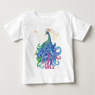 Peaceful Peacock Products Baby T-Shirt