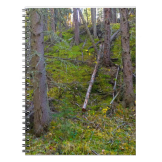 Peaceful Pines Notebook