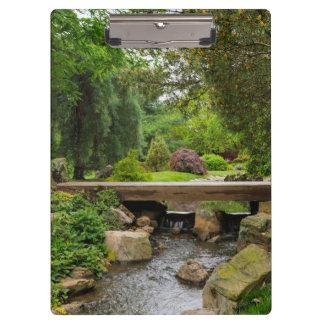 Peaceful Spring Creek Clipboard