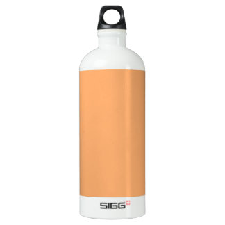 Peach Orange Gold Pastel SIGG Traveller 1.0L Water Bottle