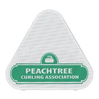 Peachtree Curling Bluetooth Speaker