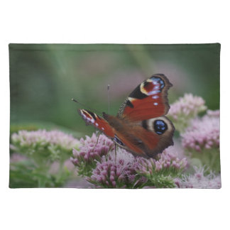 Peacock Butterfly Placemat