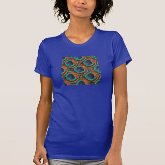 Peacock Feather Design T-Shirt