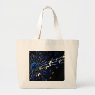 Peacock Note Products Canvas Bag