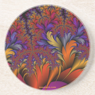 Peacock Ore Coaster
