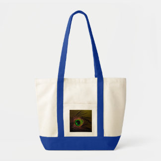Peacock Peafowl Bird Tote Bag