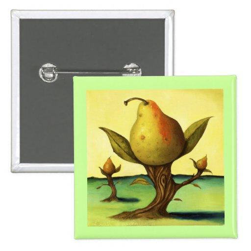Pear Tree Pin