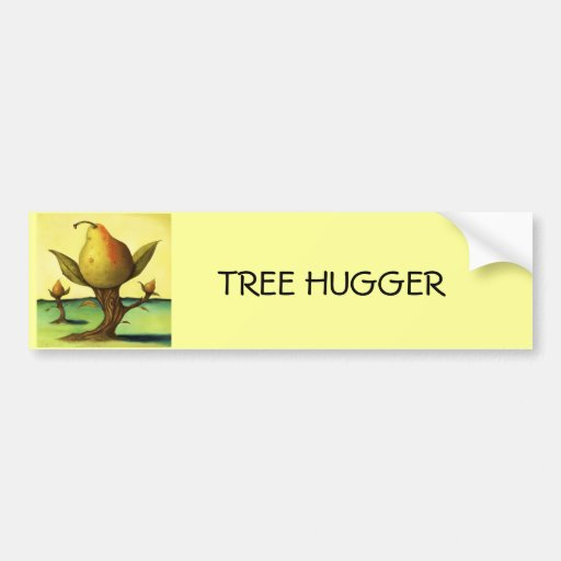 Pear Tree Bumper Stickers