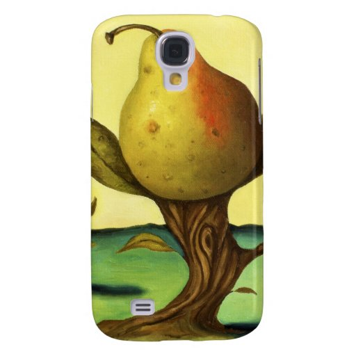 Pear Tree Samsung Galaxy S4 Covers