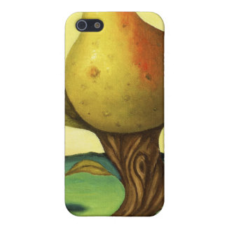 Pear Tree iPhone 5 Case