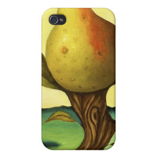 Pear Tree Cases For iPhone 4