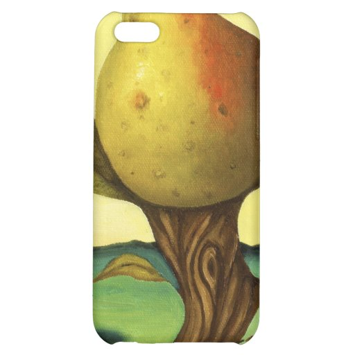 Pear Tree Case For iPhone 5C