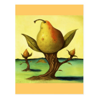 Pear Tree Post Cards