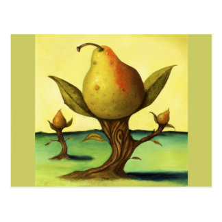 Pear Tree Postcard
