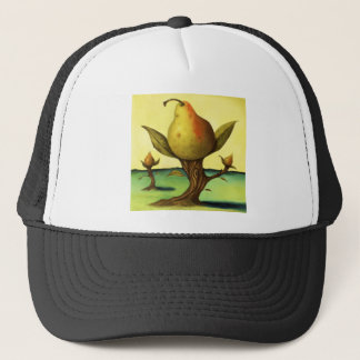 Pear Tree Trucker Hat