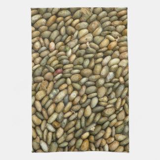 Pebbles Texture Kitchen Towel