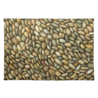Pebbles Texture Placemat