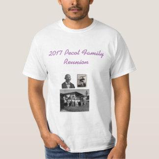 Pecot Family Reunion T-Shirt