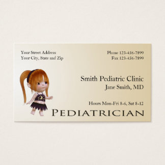23+ Childrens Physician Business Cards and Childrens Physician ...