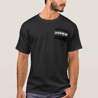 Pedwell Barcode Tshirt Black