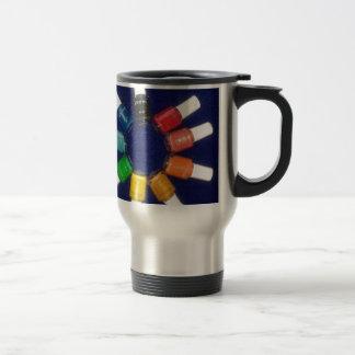 peel off nail colours mug